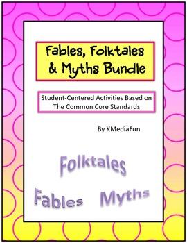 Fables, Folktales & Myths Bundle