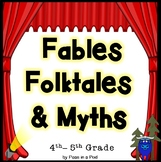 Fables, Folktales, & Myths | Compare & Contrast Folktales
