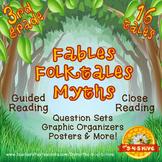 Fables, Folktales, and Myths Mega Pack
