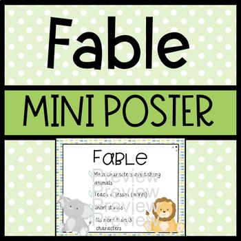 Fables Mini Poster