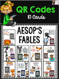 Fables :  QR Code Listening Center Cards
