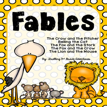 Fables RL3.2