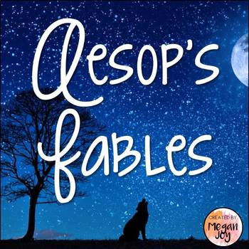 Aesop's Fables Unit: Readers' Theater Plays and Literacy Activities