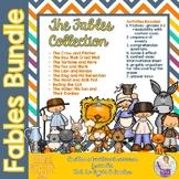 Fables 3rd Grade Common Core RL3.1 RL3.4 RL3.2 Bundle