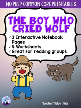Fables- The Boy Who Cried Wolf