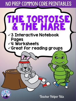 Fables-The Tortoise and the Hare