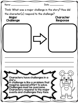Fables-Town Mouse and Country Mouse Worksheets
