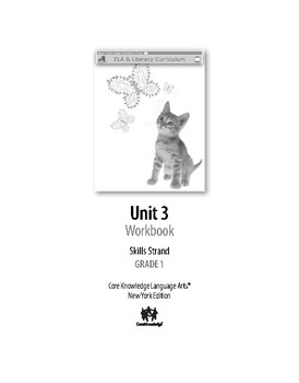 Fables - WorkBook