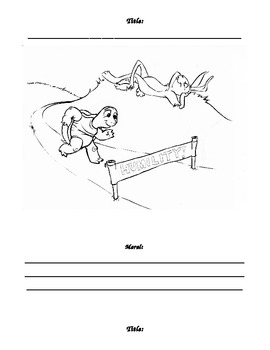 Fables Workbook