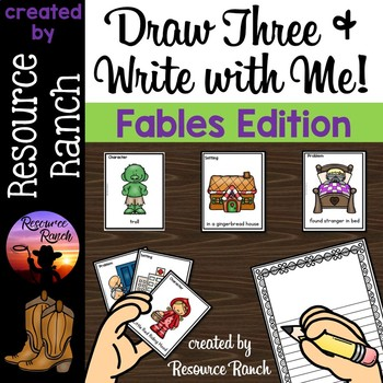 Fables Writing Center
