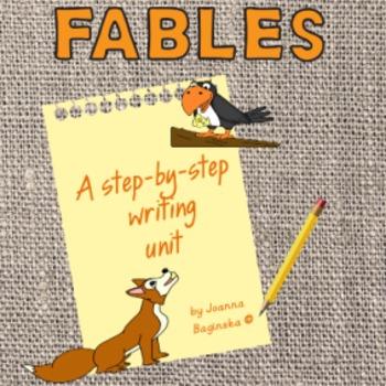 Fables: Common Core writing unit