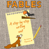 Fables: Common Core writing unit