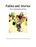 Fables and Stories Workbook