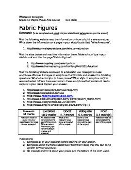 Fabric Figures