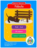 Fábula - Géneros literarios en Español