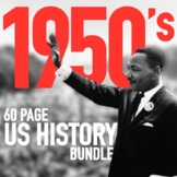 1950's - Cold War - Civil Rights - 42 Movie Guide - Bundle