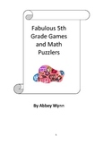 Fabulous 5th Grade Math Games and Puzzlers