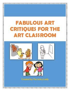 Art Critiques for the Art Classroom