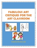 Art Critiques for the Art Classroom