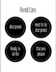 Fabulous Black and White Labels Bundle
