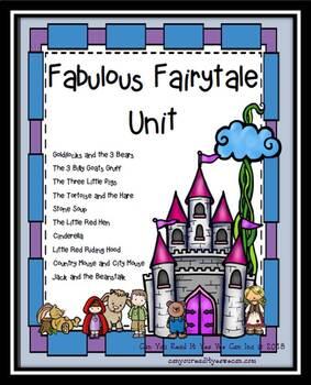 Fabulous Fairy Tales Unit