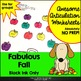 #Sept2017SLPMustHave Fabulous Fall Awesome Articulation Do-A-Dots