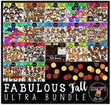 Fabulous Fall Clip Art Ultra Bundle {Educlips Clipart}