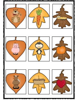 Fabulous Fall Math and Literacy Centers Plus More! {Common Core Aligned}