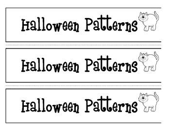 Fabulous Fall Patterns