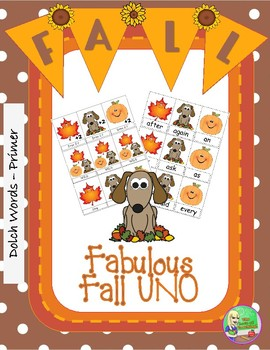 Fabulous Fall UNO (Primer)