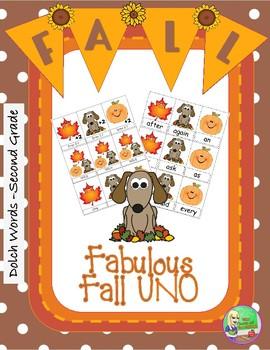 Fabulous Fall UNO (Second)