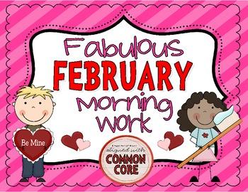 Fabulous February Morning Work