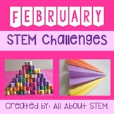 NGSS Aligned: Fabulous February STEM Challenges