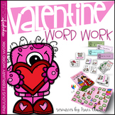 Valentine Word Work