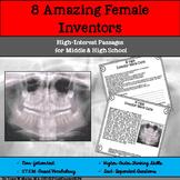8 Amazing Female Inventors