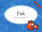 Fabulous Fish PPT Riddle Game and  Worksheets