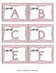 Fabulous Flamingos Leveled Reader Labels