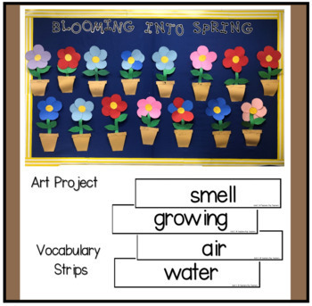 The Science of Fabulous Flowers (Integrating Science and Writing)