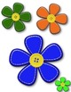 Fabulous Flowers Clip Art ~ Perfect for Spring / Summer ~ CU OK