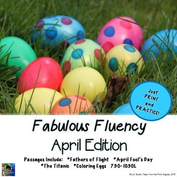 Fabulous Fluency April Edition
