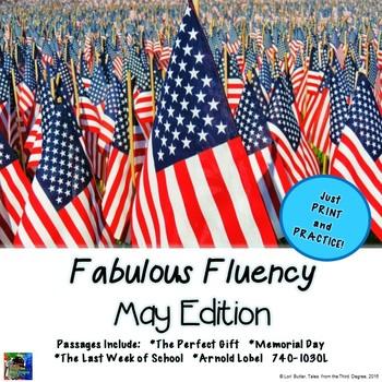 Fabulous Fluency May Edition