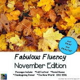 Fabulous Fluency November Edition