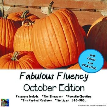 Fabulous Fluency October Edition