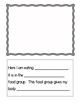 Fabulous Food Groups - 3 Activities for Your Nutrition Unit