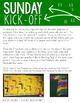 Football Math + Reading Activities