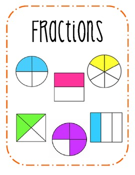 Fabulous Fractions Poster