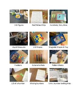 Fabulous Math Centers Bundle (file 1 of 9)