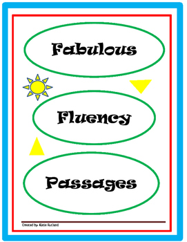Fabulous Phonetic Fluency Passages