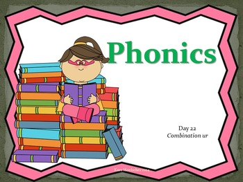 Fabulous Phonics FREEBIE