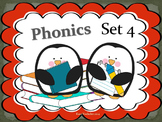 Fabulous Phonics Set 4  (Lessons 76-100)